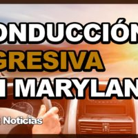 Conducción Agresiva en Maryland