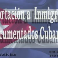 Deportacion de Cubanos