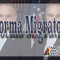 Tim Kaine Vicepresidente demócrata habla de la Reforma Migratoria de Donal Trump