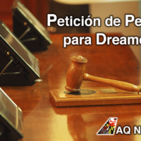 Petición de Perdón para Dreamers.