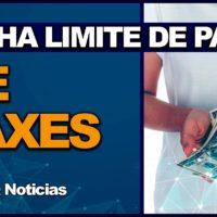 FECHA LIMITE DE PAGO DE TAXES