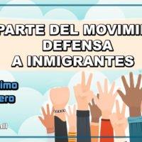 movimiento, inmigrantes