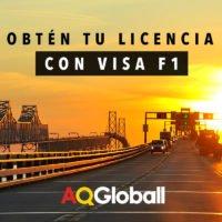 obten tu licencia con visa f1 en maryland